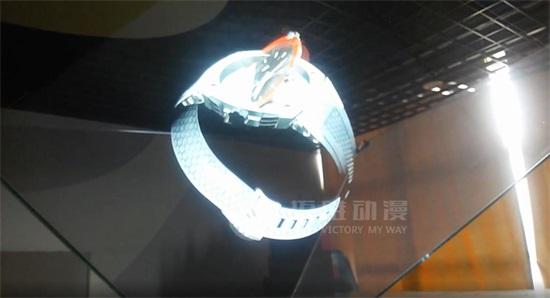 震撼全场的眼球!3d全息投影技术