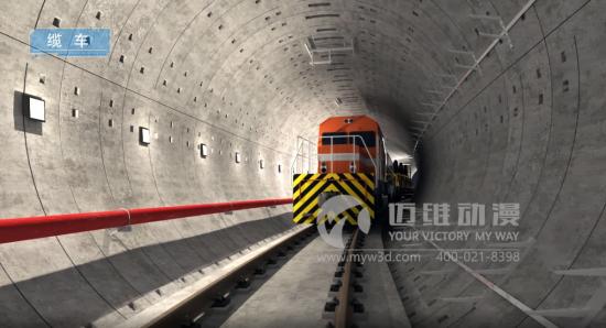 功能强大、收益颇多的地铁动画