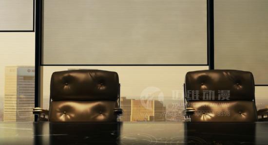 科学技术的结晶:3d建筑动画制作