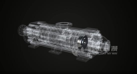 机械与三维结合:工业机械三维动画