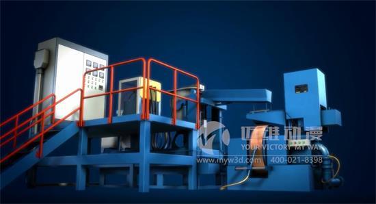 解说介绍的得力助理:工业三维动画