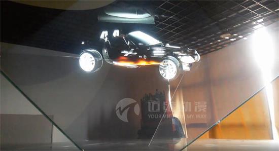 幻影成像,几种3d全息投影技术