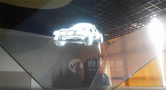 代表性的3d全息投影:360度全息投影