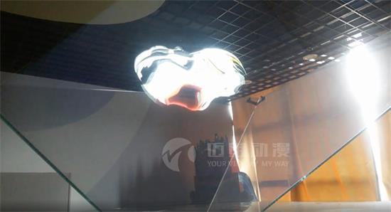 新时代发展的产物,全息投影视频制作