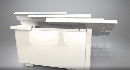 实现强大的技术实力:产品3d设计