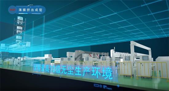 多媒体新秀工具,工业企业三维动画