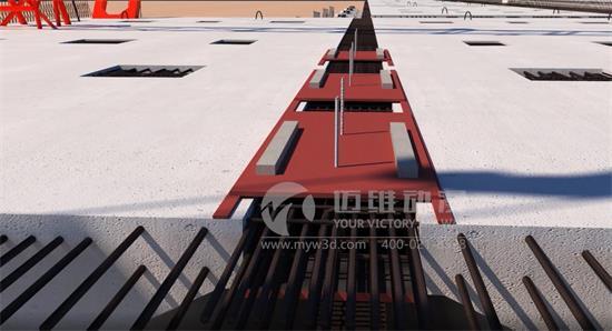 工程安全质量保证:工程施工动画制作