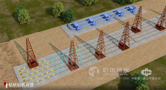 上海工程施工三维动画的制作流程