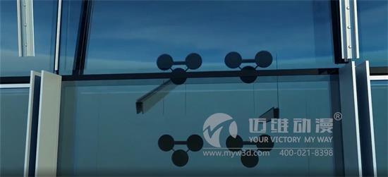 不同场景3d仿真动画制作的应用优点