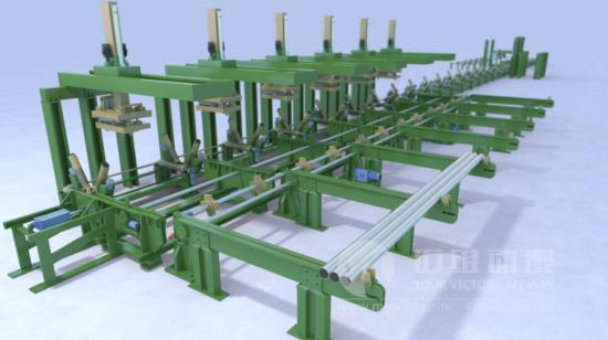 上海西重所重型机械成套有限公司与迈维动漫签约