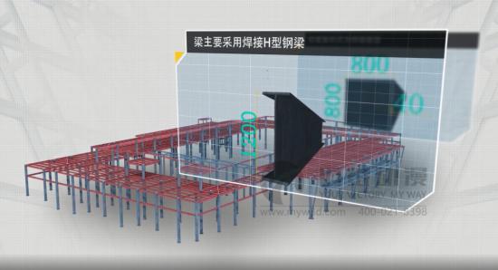 3D技术的突破!3d建筑动画的应用