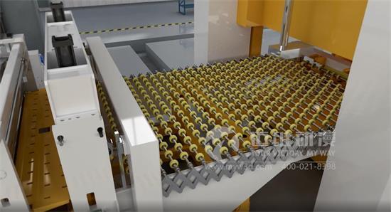 3d机械动画制作公司现场在线教学