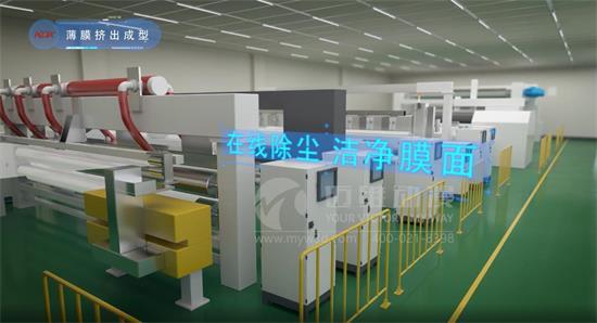 解决工业企业需求,三维工业动画设计